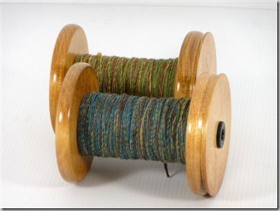 Batt Spinning