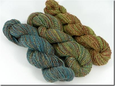 SCF Merino Silk - Earth Yarn