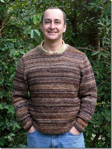Peat Sweater